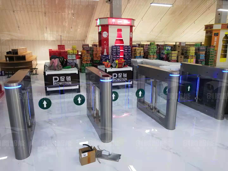 山东青岛某大学超市