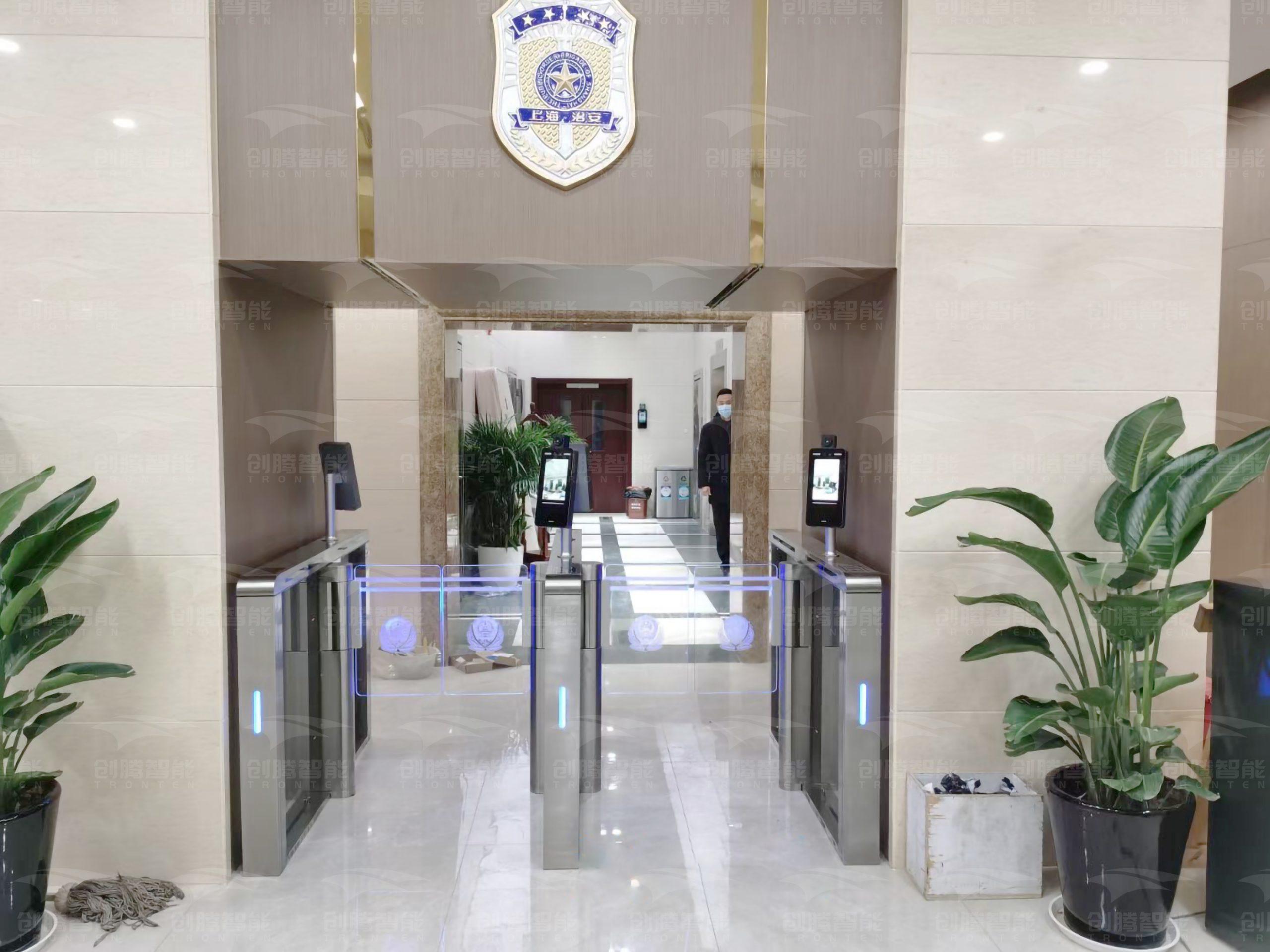 上海某警署